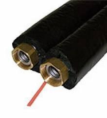 Produktbild: Isoliertes Edelstahlwellrohr für Solaranlagen DN 20 / 20mm  10 m Abverkauf